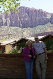 Kathy and Steve - Zion